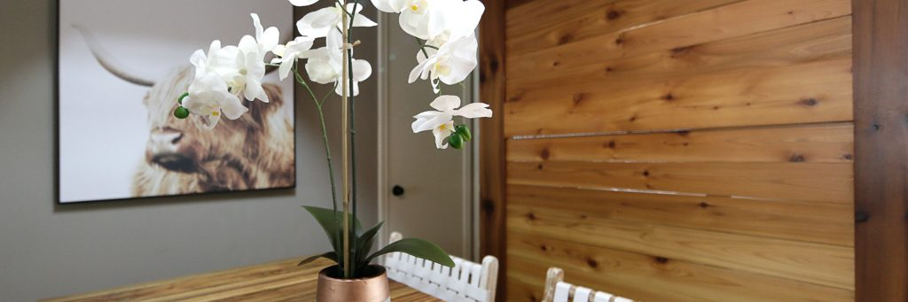 Suite Home Staging and Redesign